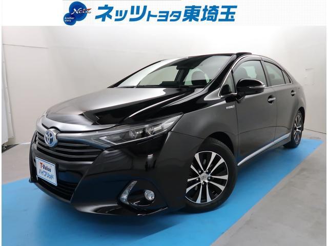 トヨタ G メーカーSDナビ ETC クルコン シートヒーター