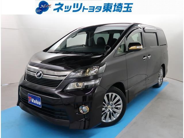 トヨタ 2.4Z ゴールデンアイズII パワーバックドア
