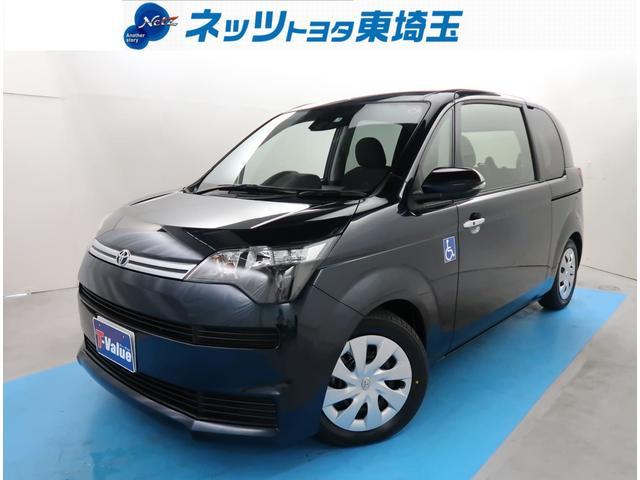 トヨタ F サイドアクセス車Bタイプ 脱着シート仕様 純正SDナビ