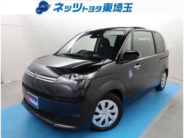 トヨタ F 助手席リフトアップシートBタイプ 純正SDナビ ETC