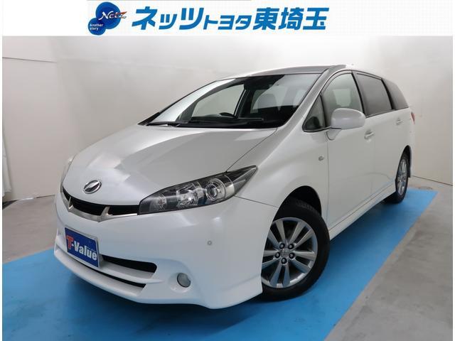 トヨタ 1.8S 純正SDナビ バックモニター ETC フルセグTV