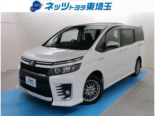 トヨタ ZS 元試乗車 SDナビ 衝突軽減システム ETC