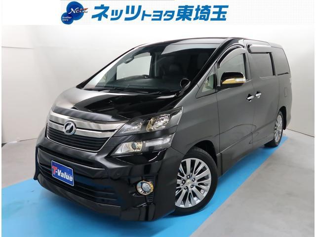 トヨタ 2.4Z ゴールデンアイズ2 SDナビフルセグTVワンオーナ