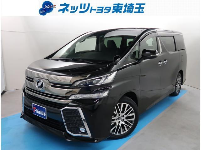 トヨタ 2.5Z Gエディション SDナビ 後席モニター ETC