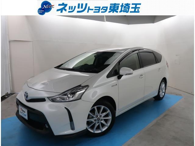 トヨタ Sツーリングセレクション ドライブレコーダー SDナビ