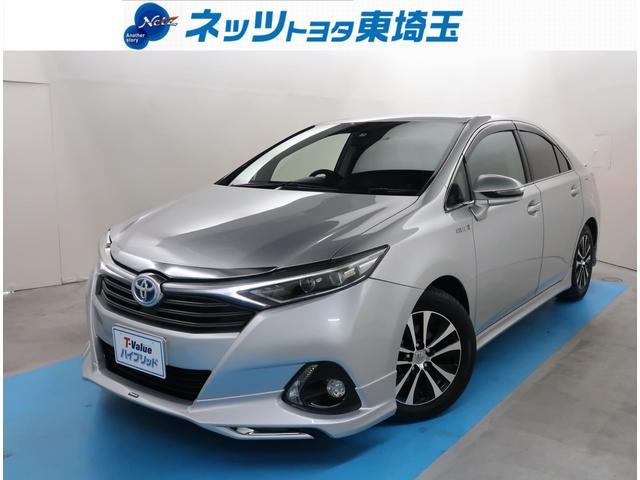 トヨタ S 純正SDナビ バックモニター ETC フルエアロ