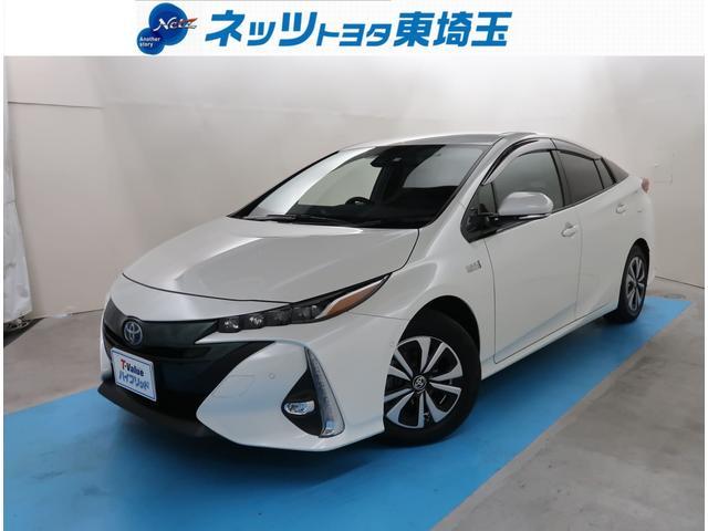 トヨタ A 当社元試乗車 衝突軽減システム 純正SDナビ