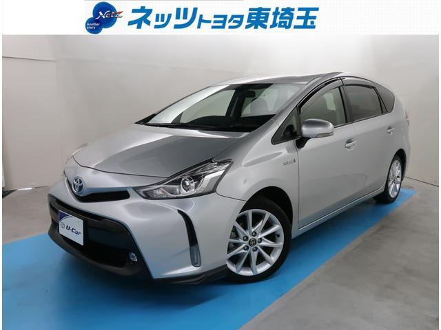トヨタ Sツーリングセレクション 純正SDナビ バックモニター