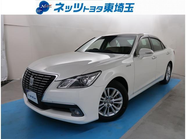 トヨタ ロイヤルサルーン HDDナビ バックモニター ETC