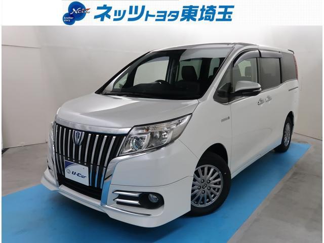 トヨタ ハイブリッドGi 社外10型SDナビ バックモニター ETC