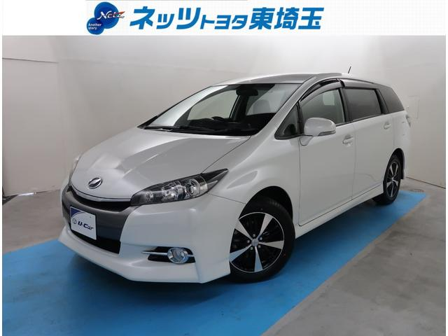 トヨタ 1.8S CDチューナー スマートキー 純正アルミホイール