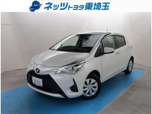 トヨタ FセーフティーエディションII 純正SDナビ バックモニター