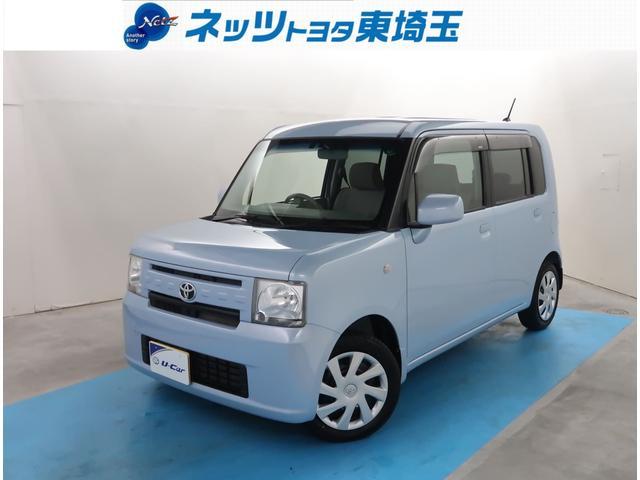 トヨタ ピクシススペース X 純正CDラジオ スマートキー