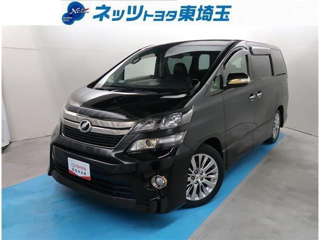トヨタ 2.4Z ゴールデンアイズ HDDナビ バックカメラ ETC