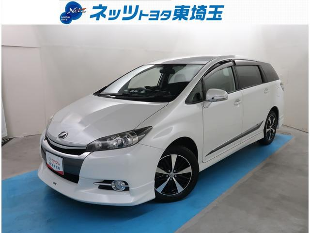 トヨタ 1.8S 純正HDDナビ ETC モデリスタ製エアロパーツ
