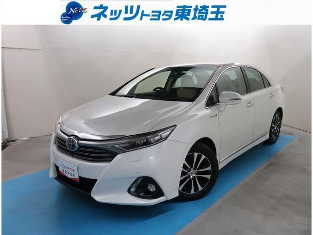 トヨタ G Aパッケージ 5人乗り フルセグSDナビ バックモニタ-