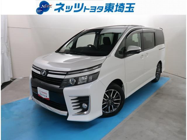 トヨタ ヴォクシー ZS Bluetooth 両側電動スライドドア 後席モニター ETC ナビ バックモニター