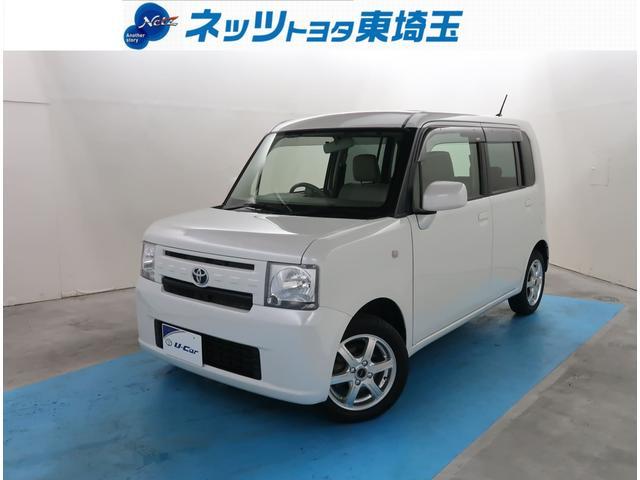 トヨタ ピクシススペース X 4WD SDナビ スマートキー スペアタイヤ オートエアコン