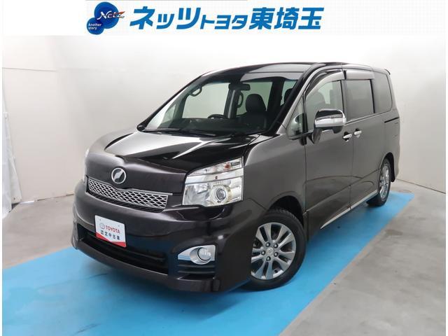 トヨタ ZS 煌Z SDナビ ETC バックカメラ 特別仕様車 ハーフソフトレザーシート
