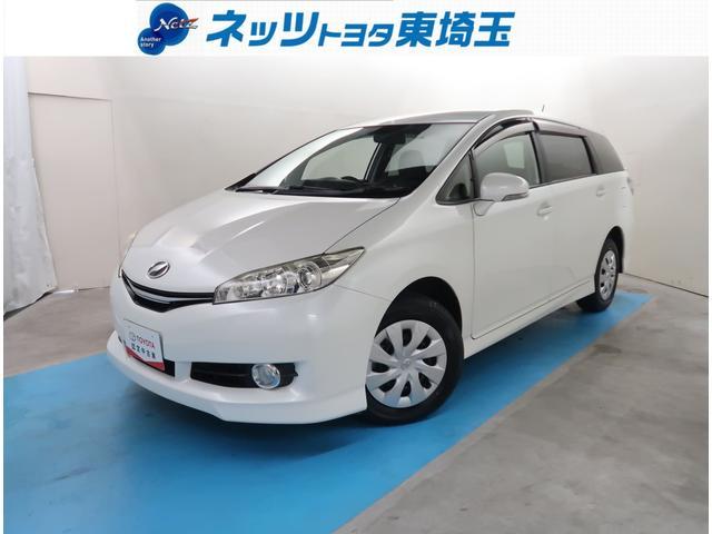 トヨタ 1.8X 純正SDナビ ETC フルセグTV オートエアコン 4WD