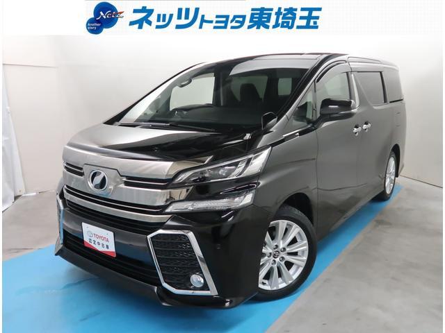トヨタ 2.5Z 純正9型SDナビ バックモニター 後席モニター ETC LEDヘッドライト