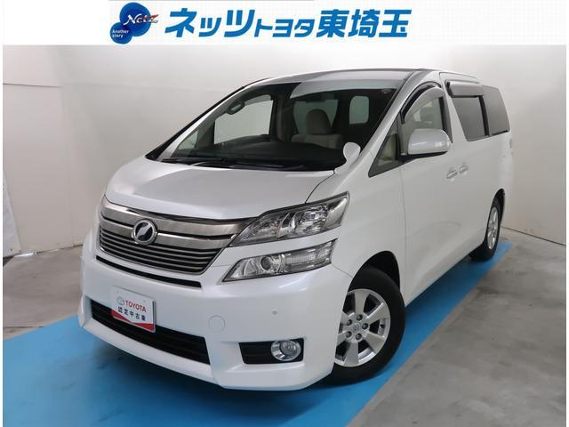 トヨタ 2.4X メモリーナビゲーション スマートエントリー