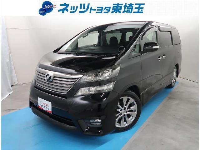 トヨタ 2.4Z プラチナセレクションII 特別仕様車 HDDナビ バックカメラ ETC