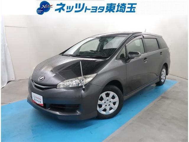 トヨタ 1.8X 純正メモリーナビ ETC ワイヤレスキー 販売店保証