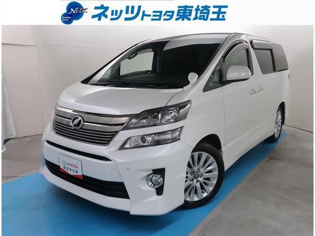 トヨタ 2.4Z SDメモリーナビ フルセグTV バックモニター ETC