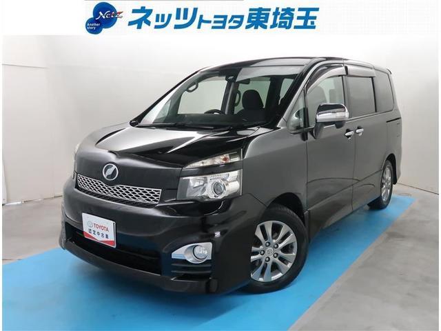 トヨタ ZS 煌 HDDナビ ETC バックカメラ 特別仕様車 8人乗り