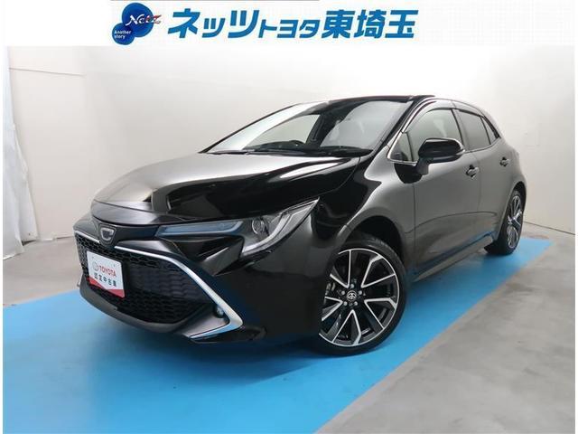 トヨタ カローラスポーツ G Z サポカー SDナビ フルセグTV バックカメラ ETC