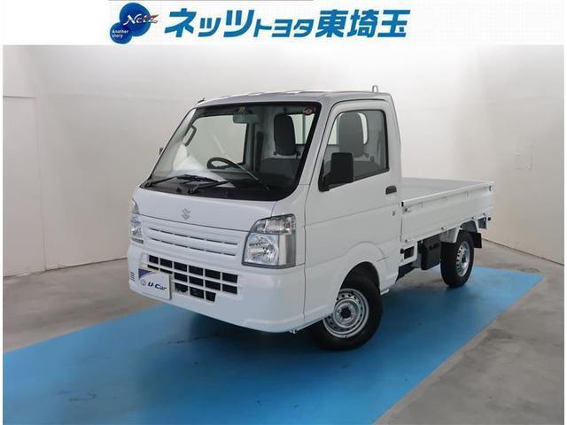 スズキ KCエアコン・パワステ AM/FMチューナー 5MT車 4WD