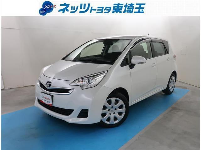 トヨタ X SDナビ フルセグTV ETC キーレス