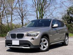 BMW X1sDrive 18i レザー・HDDナビ・地デジ・純正AW