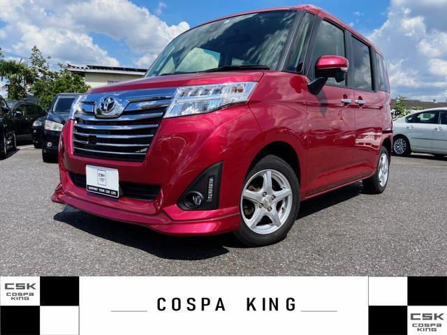 トヨタ カスタムG スマートアシスト・両側電動扉・SDナビ・Bカメラ・地デジ・Bluetooth・DVD再生・Pスタート・クルコン・シートヒーター・ステアリングスイッチ・フォグ
