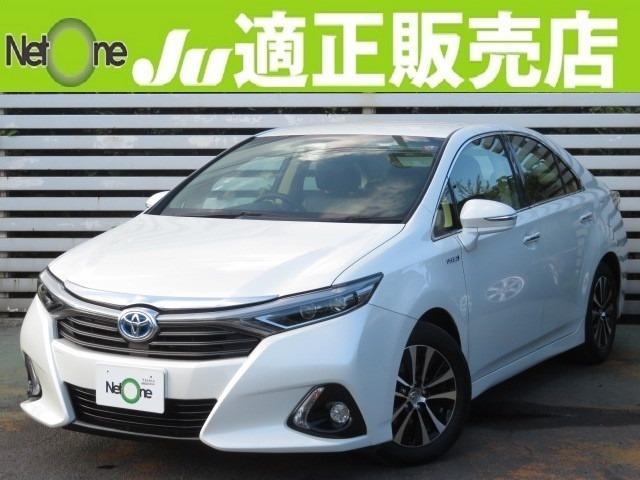 トヨタ S Cパッケージ 1オナ純ナビ地デジBモニクルコンLEDライト