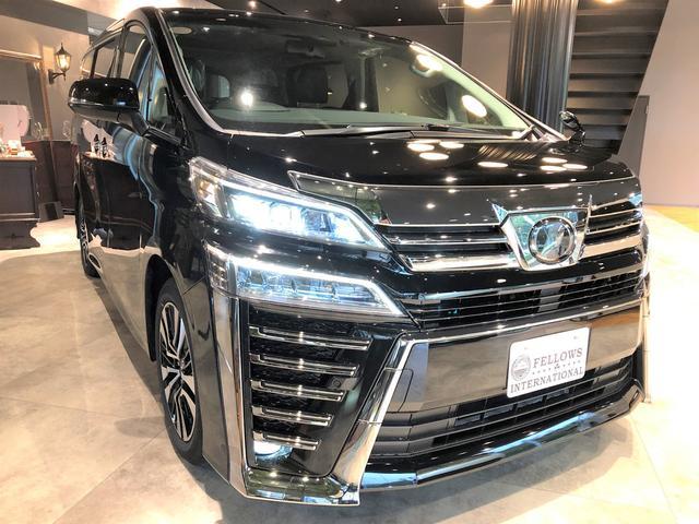 トヨタ 2.5Z Gエディション3眼サンルーフサイバー10型ETC