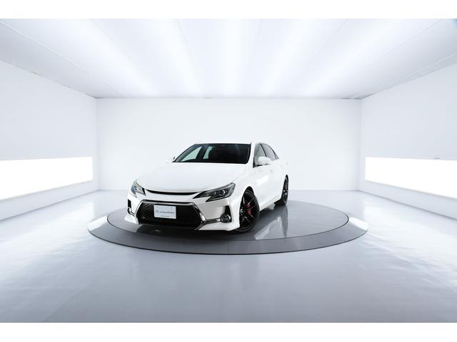 トヨタ 250G Sパッケージ G's 純正19インチAW Hレザー