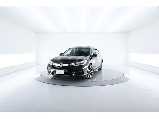 ホンダ EX レザーインテリア ホンダセンシング 革シート SR