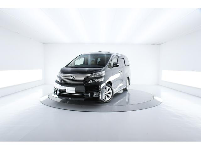トヨタ 3.5V Lエディション モデリスタエアロ 本革 サンルーフ