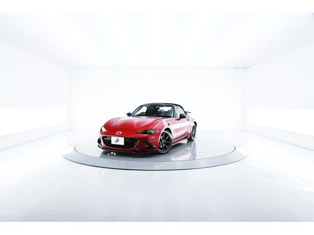 マツダ Sスペシャルパッケージ 6MT フルエアロ HKS車高調