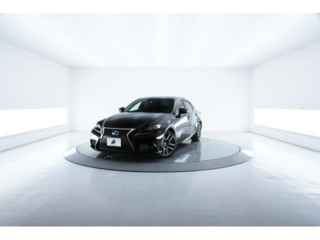 レクサス IS300h Fスポーツ サンルーフ プリクラッシュ LED