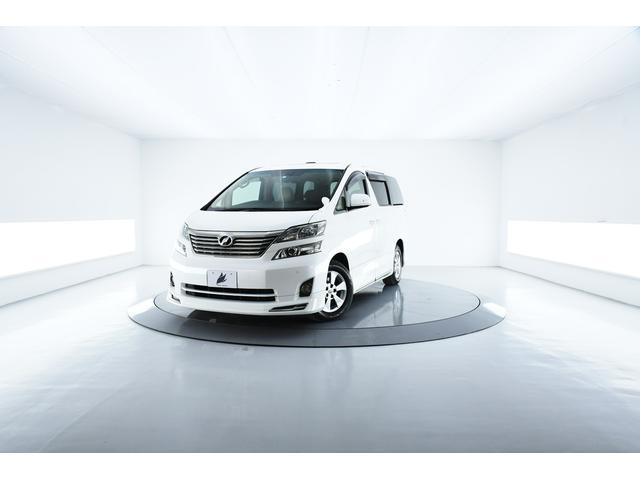 トヨタ 3.5V Lエディション サンルーフ 本革 両側電動