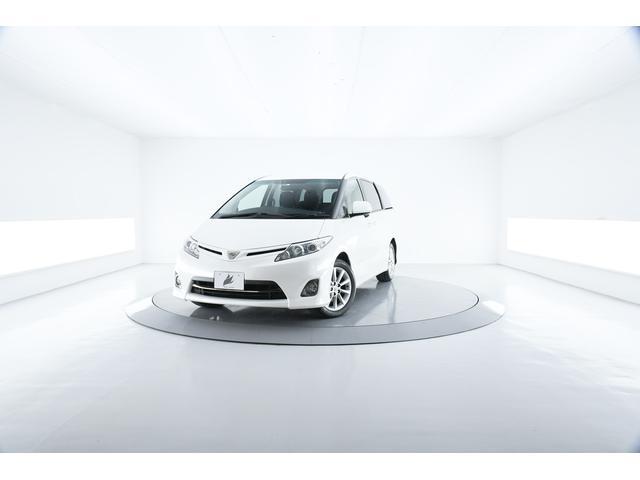 トヨタ 3.5アエラス Gエディション 両側電動 スマートキー