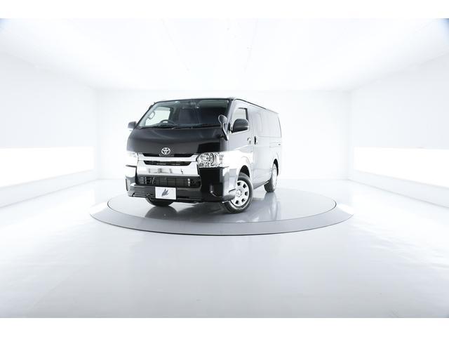 トヨタ ロングDX GLパッケージ LEDヘッド Rクーラー ナビ