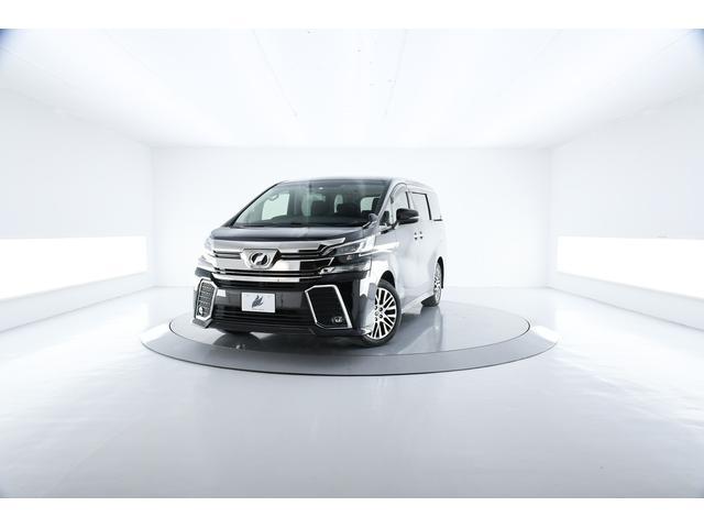 トヨタ 2.5Z Gエディション 黒Hレザー 後席モニ 電Rゲート