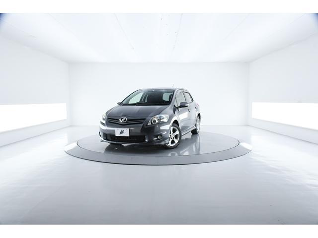 トヨタ オーリス 180G Sパッケージ HIDヘッドライト パドルシフト