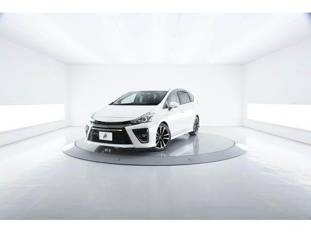 トヨタ Sツーリングセレクション・G's メモリナビBカメラ フルエアロ  LEDライト