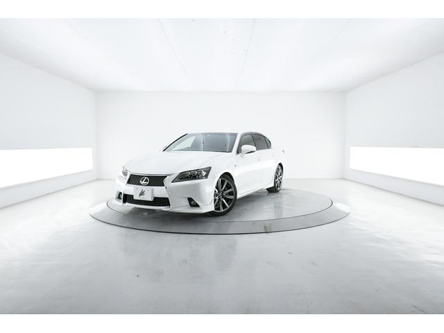 レクサス GS GS350 Fスポーツ LEDヘッド クリアランスソナー RS-Rサス