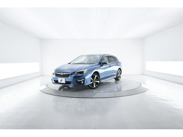 スバル インプレッサスポーツ 2.0i-Sアイサイト 4WD アドバンスドセイフティ 8型ビルトインナビ